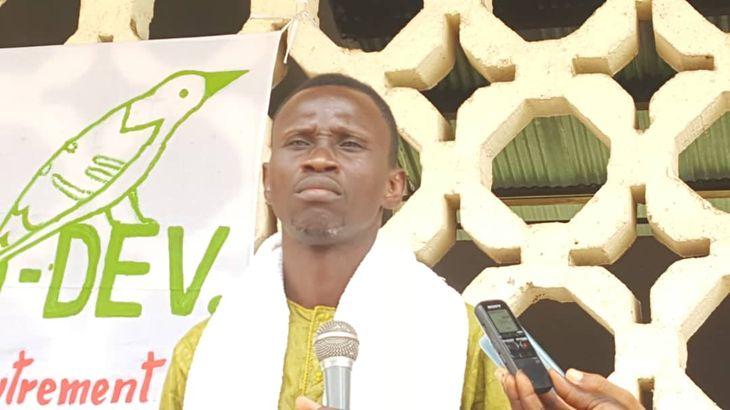 Politique/ Législatives d'avril 2019, Fidèle Dossou, le président du mouvement «Mono-Dév» dévoile ses ambitions politiques