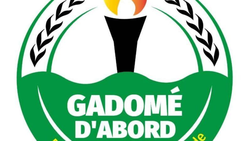 En croisade pour un environnement sain et verdoyant : »Gadomey d'abord» reboise la route inter Etat Cotonou-Lomè.»