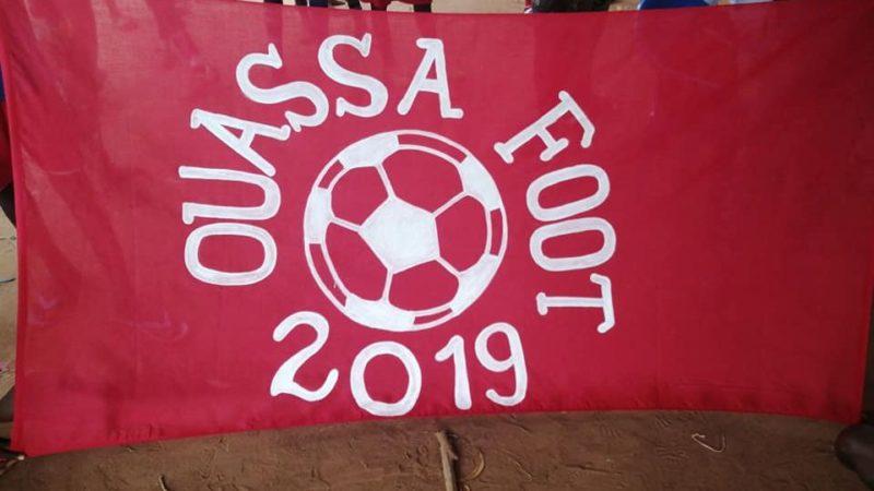 Tournoi Ouassa-Foot 2019 à Possotome : finale entre Tonancé et Baobab