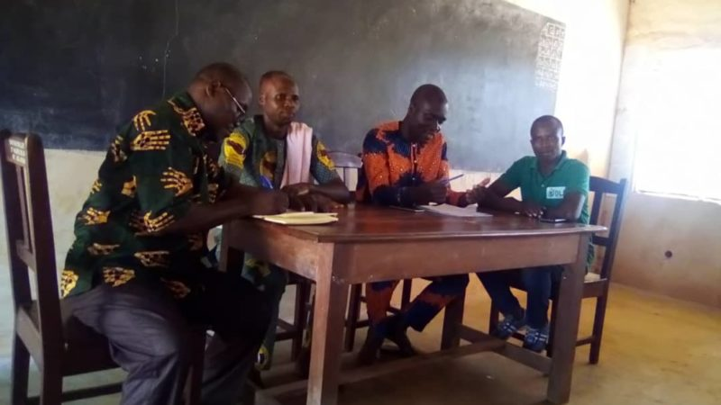 Chronique éducation du jeudi 28/11/19 : Des classes sans professeurs!!!