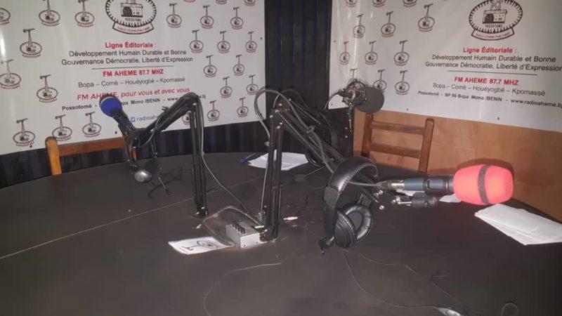 Communales de 2020 / Campagnes exclusivement médiatiques : Des représentants de partis entre stress et mélancolie dans les studios de FM Ahémé