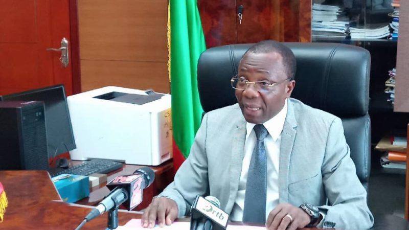 Mots du Ministre des Enseignements Secondaire, Technique et de la Formation Professionnelle, Professeur Mahougnon KAKPO à la veille des Examens du BEPC 2019