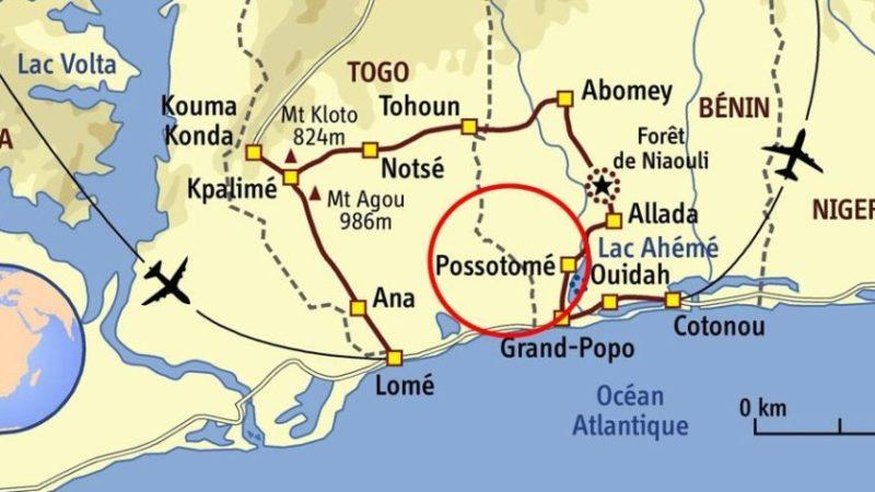 Chronique du lundi 02/12/2019 : Possotomè á visage découvert