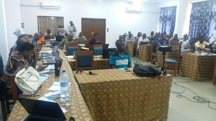 Législatives 2019 au Bénin: 36 moniteurs-terrains formés pour la plateforme électorale des osc.